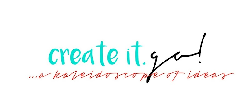 Create it. Go!