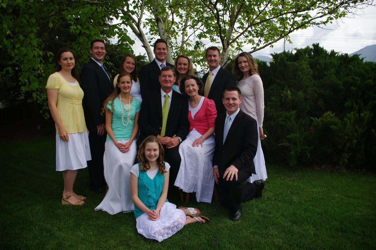 My Family 2014