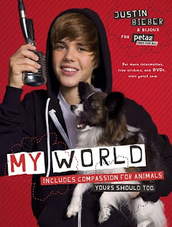 My world Justin bieber