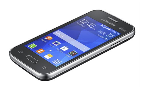 Smartphone dual sim Kitkat Galaxy Young 2