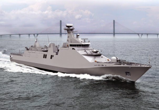 SIGMA 10514 Guided Missile Frigate