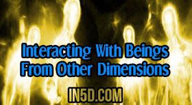 IN5D: Interaktion mit Wesen aus anderen Dimensionen - 24. Mai 2018