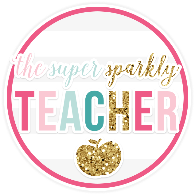 The Super Sparkly Teacher