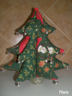 Arbolito navideño + Tutorial