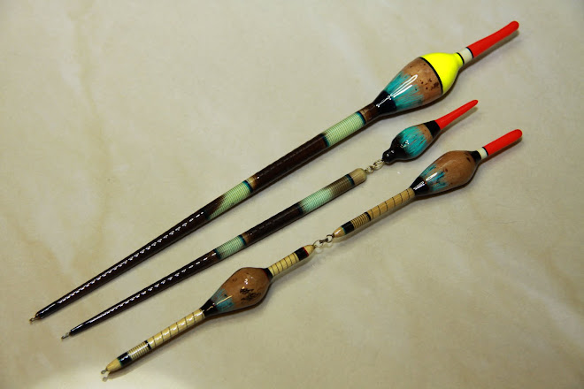 Jointed Floats &amp; Porcupine Avon
