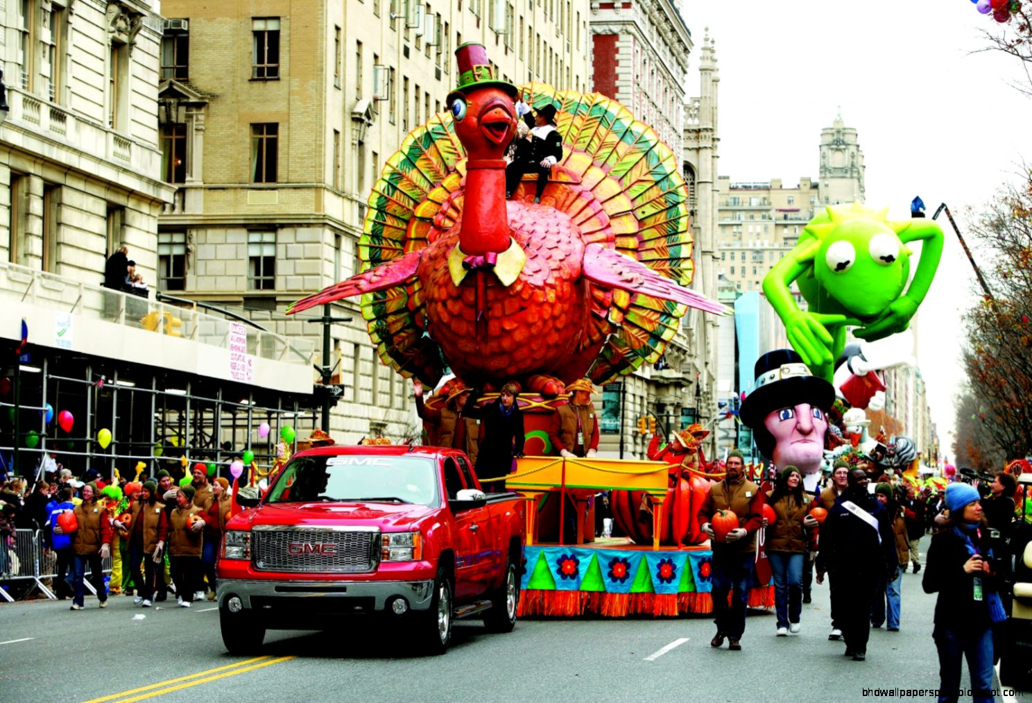 An Inside Look at the Macy39s Thanksgiving Day Parade   NJ Family
