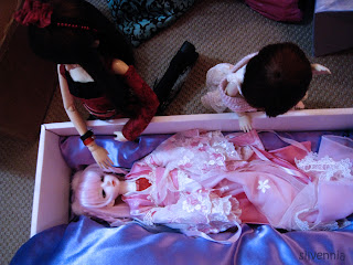 The Arrival of Lady Himeko (Only-Doll Fenying) A4