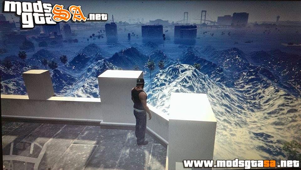 Скачать мод цунами гта 5