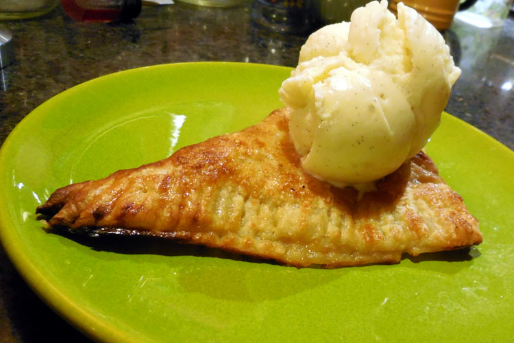 Easy Peach Turnovers - Recipe - Broken Teepee