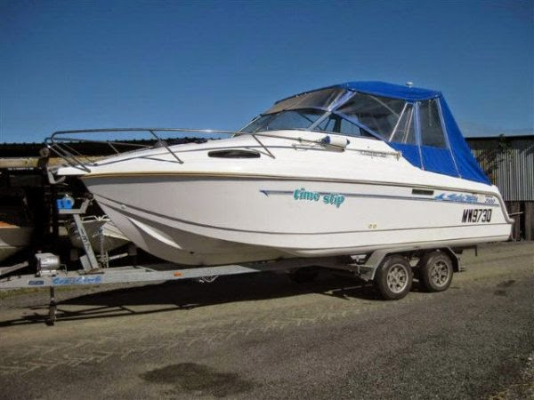 23' Eagle Ray Cabin Cruiser - Price: AU $67,500