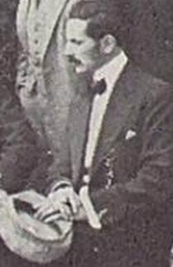 Max Adolf Albin en 1912