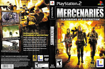 Mercenaries (PS2)