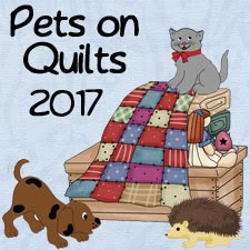 Pets on Quilts 2017