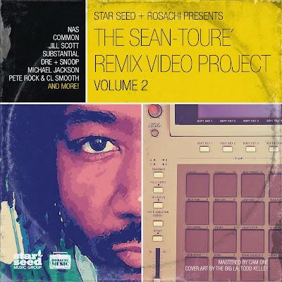 Sean Toure - The Sean-Toure' Remix Video Project Volume 2