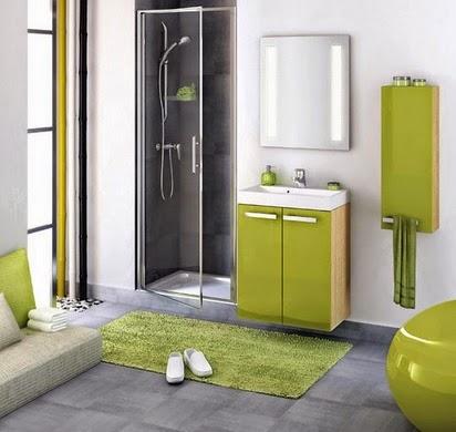 contoh desain kamar mandi minimalis untuk ukuran rumah kecil