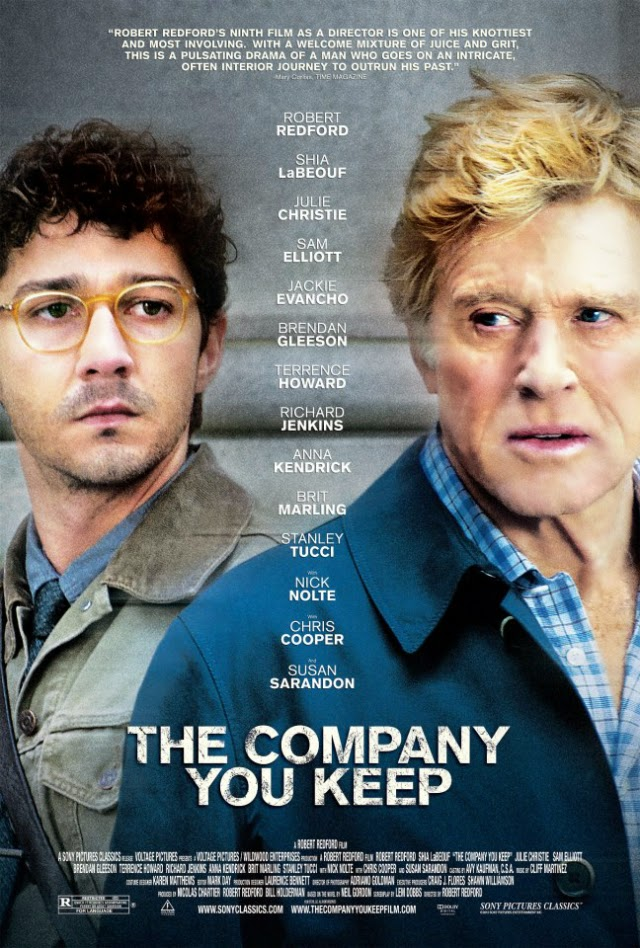 La película The Company You Keep ( Pacto de silencio )