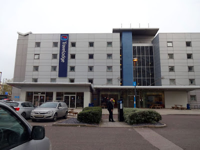 Travelodge Docklands Hotel