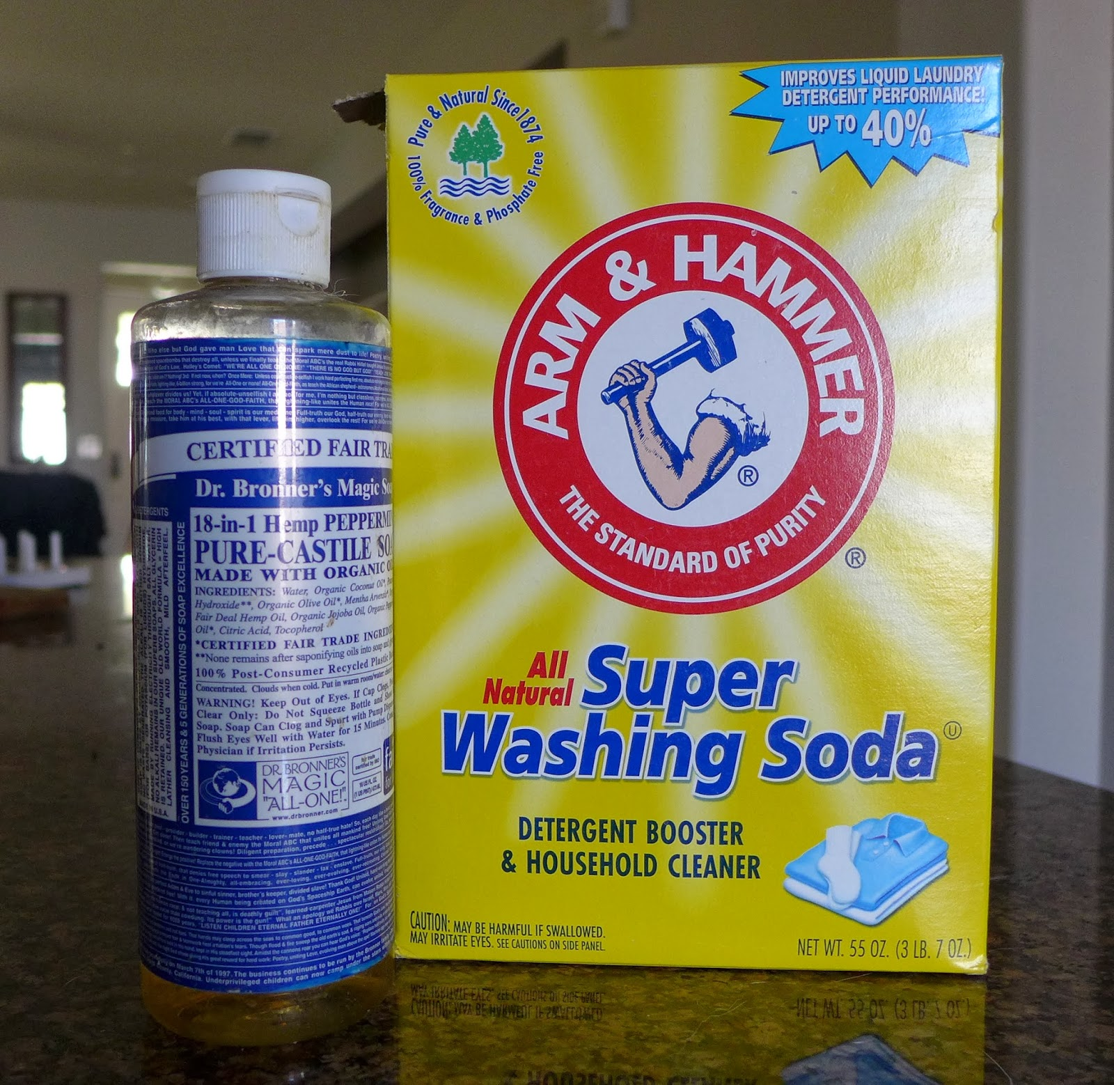 megan's liquid gel dishwasher detergent (borax free) - overthrow martha