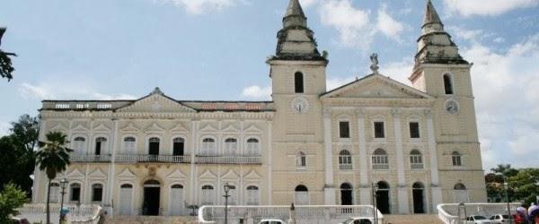 Igreja da Sé, la catedral de Sao Luís en Brasil