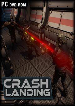 CRASH LANDING [PC-GAME]