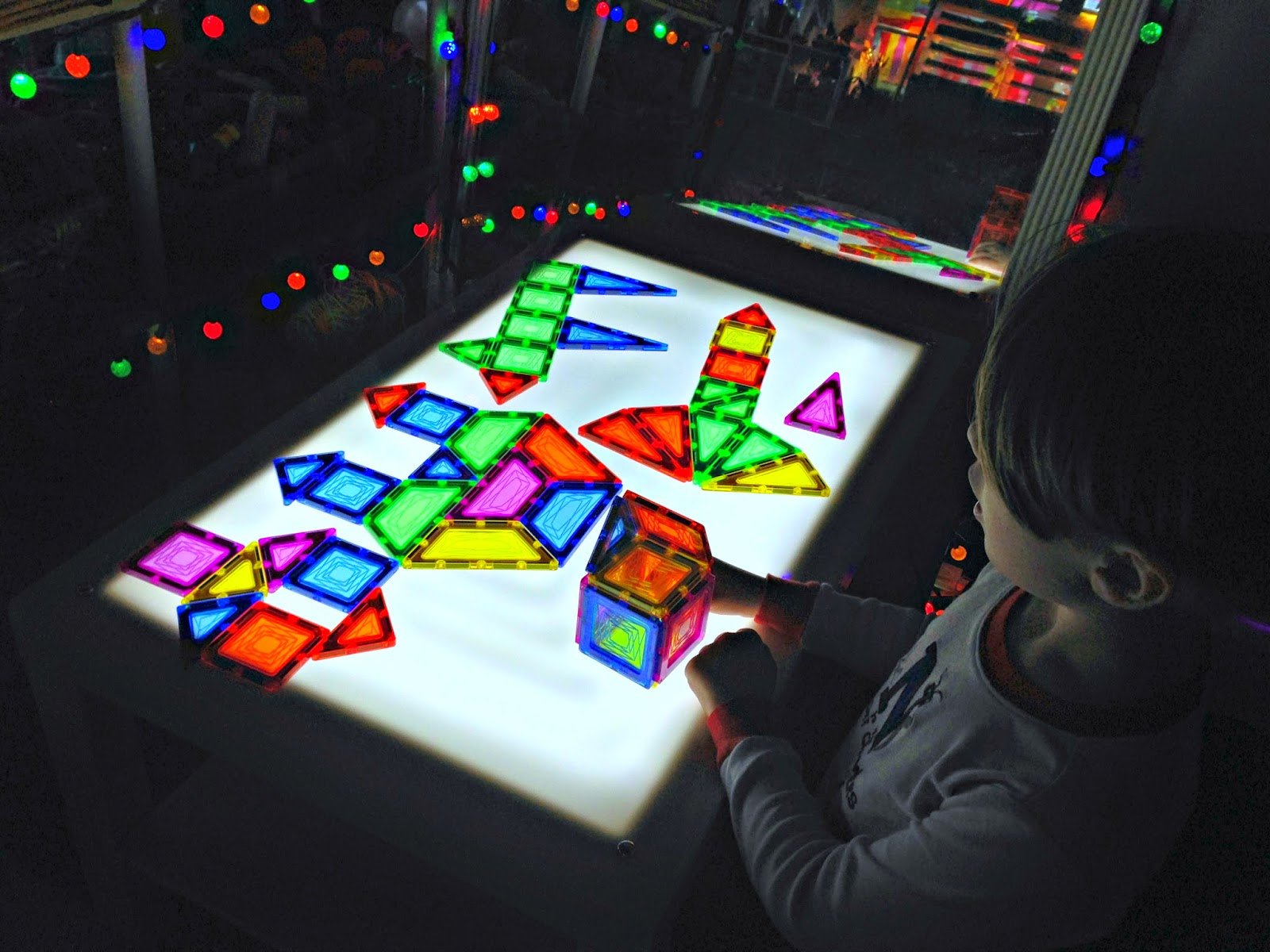 light table from etsy
