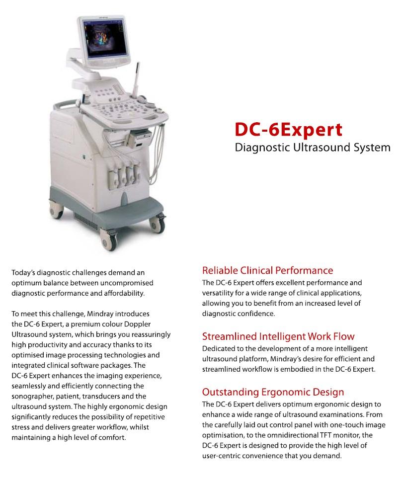 USG 3D - usg dc-6expert