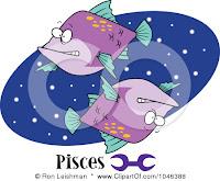 Ramalan Bintang Pisces Hari Ini 2012