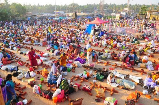 Attukal In Trivandrum Kerala Tour Packages