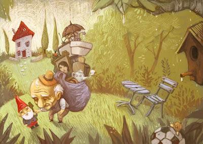 Pereira Samuel, Pio, images, illustrations, Jocelyne Marque, dessinateur, dessins