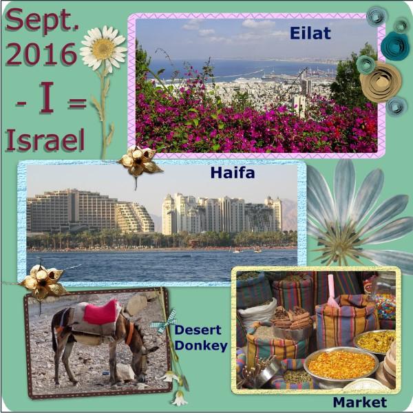 Sept.2016 - ( I ) = Israel lo 2