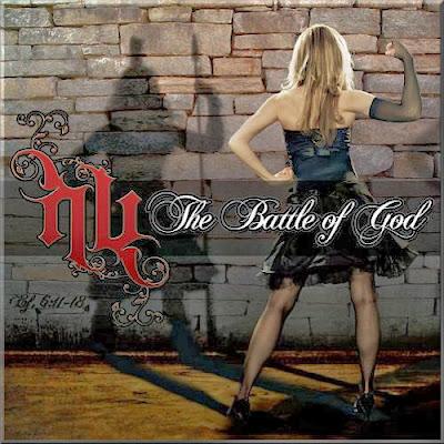 metal album woman warrior