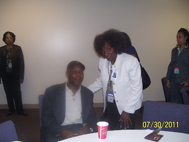 Interviewing Actor Danny Glover