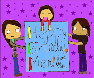 Happy Birthday Mom, part 3
