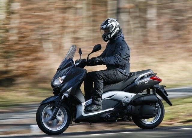 MBK Skycruiser 125cc Sport Upcming Scooty