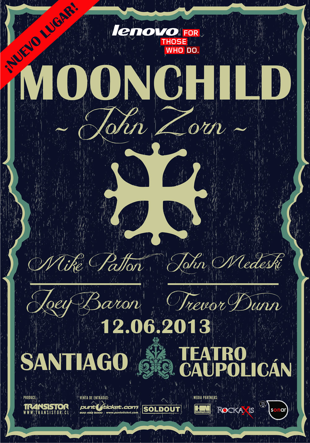 John Zorn - Moonchild (Songs Without Words)