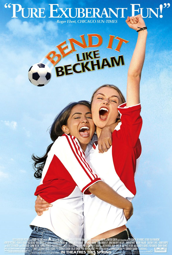 Bend It Like Beckham!