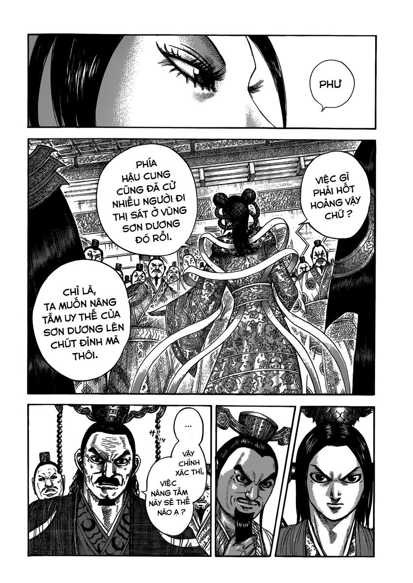 Kingdom - Vương Giả Thiên Hạ Chapter 403 page 3 - IZTruyenTranh.com