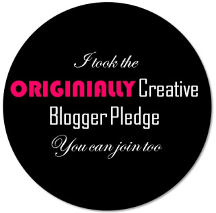 The Blogger Pledge