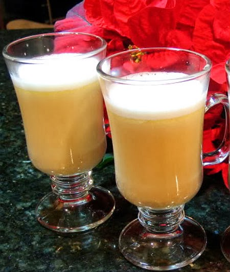 One Perfect Bite: Hot Buttered Rum Punch and Wassail
