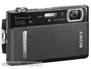 Harga Kamera Digital POCKET November 2012