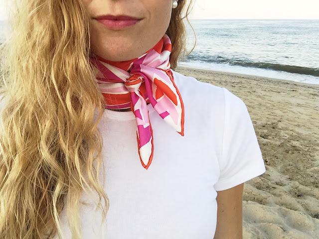 ck bradley scarf
