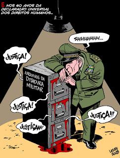 arquivos da Ditadura Militar