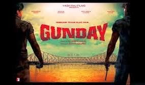 Gunday Movie Poster ranveer singh six pack abs