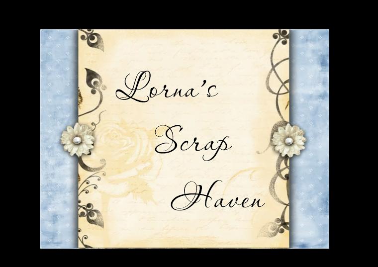Lorna's scrap haven
