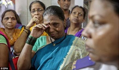 aruna rape victim buried
