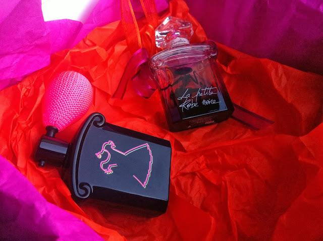 Guerlain Natale 2013 Crazy Paris Christmas Collection make up Guerlain Natale 2013 Crazy Paris Christmas Collection make up perfumed shimmer powder la petite robe noire profumo eau de parfum