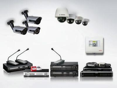 Divizia Sisteme de Securitate Bosch