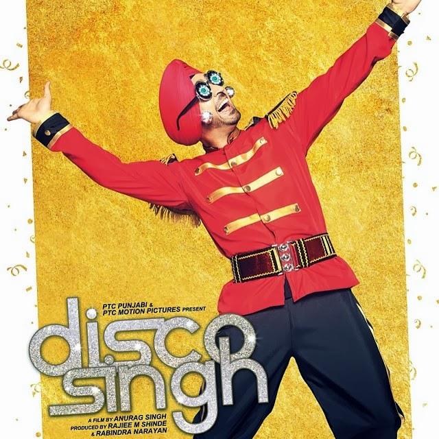 diljit dosanjh disco singh punjabi film poster