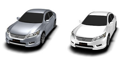 Review Mobil Honda New Accord
