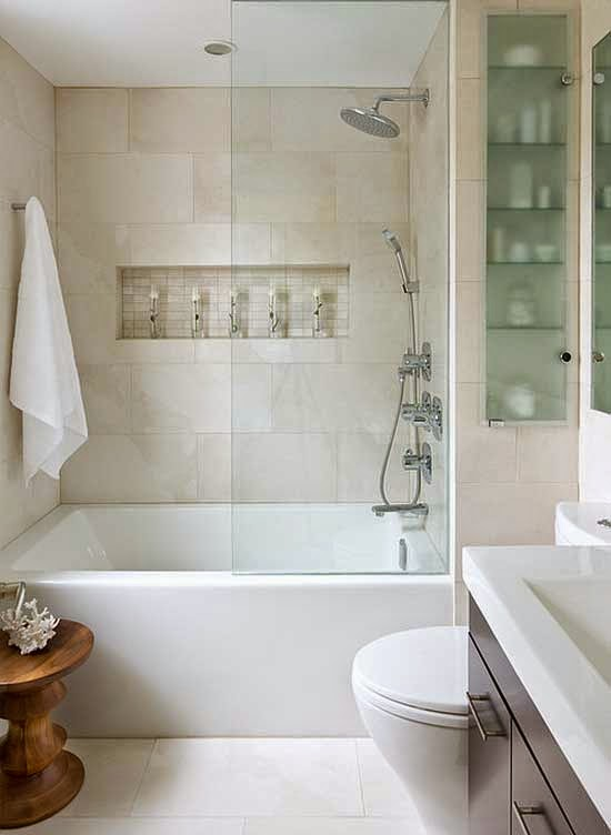 Retro Small Bathroom Remodeling Los Angeles pictures
